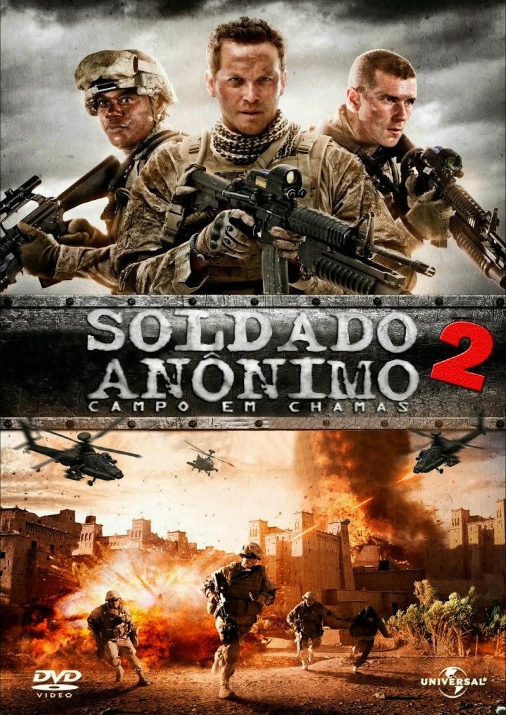 Soldado Anônimo 2: Campo em Chamas – Dublado (2014)