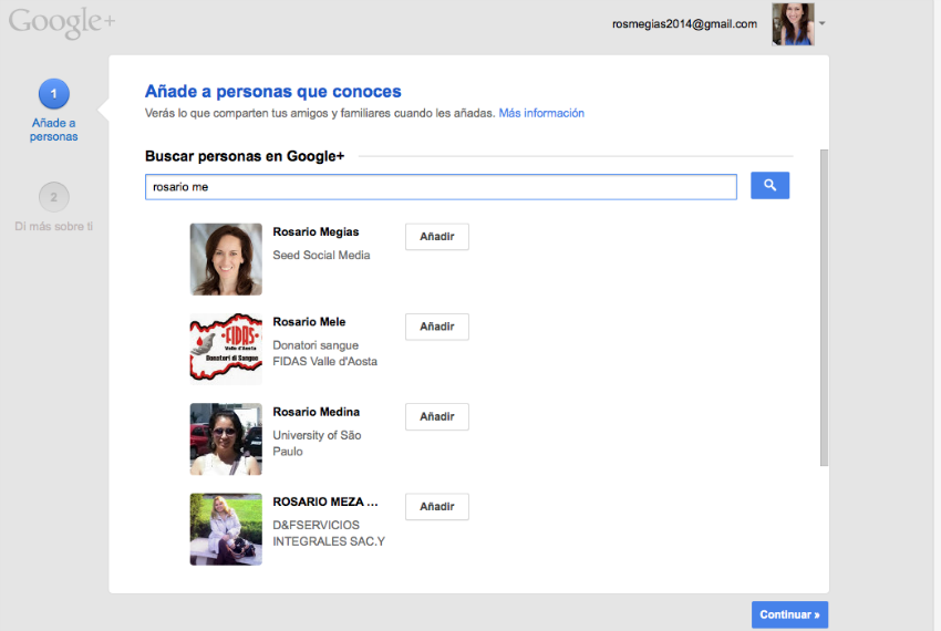 Primeros pasos en Google Plus: tutorial