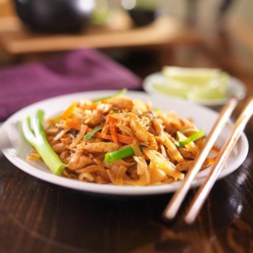 makan makanan thai
