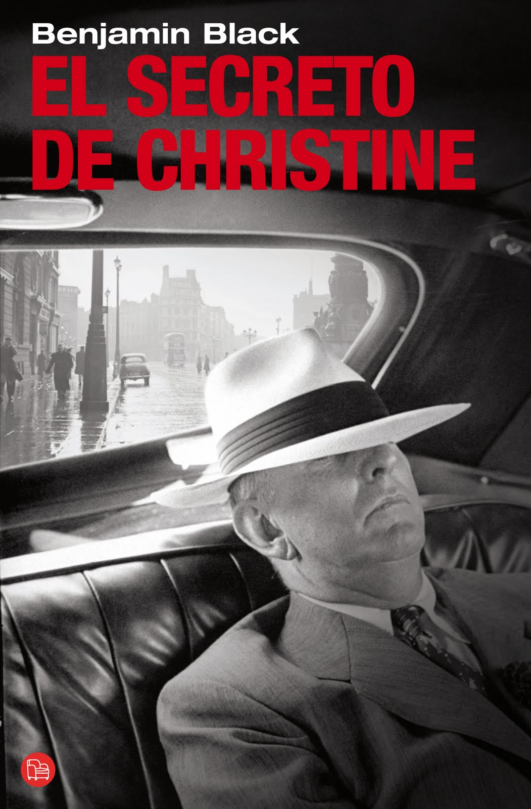 El secreto de Christine - Benjamin Black  Secreto-christine