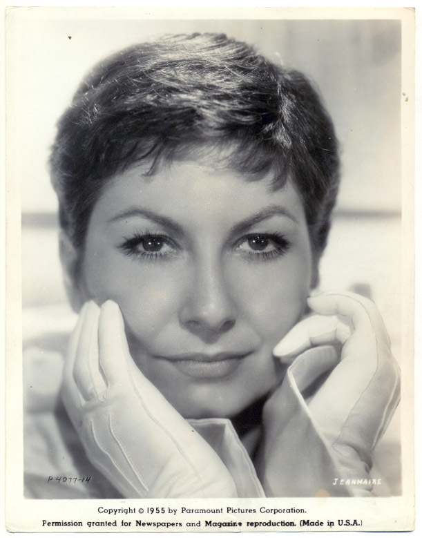 Zizi Jeanmaire 1957 dieulois