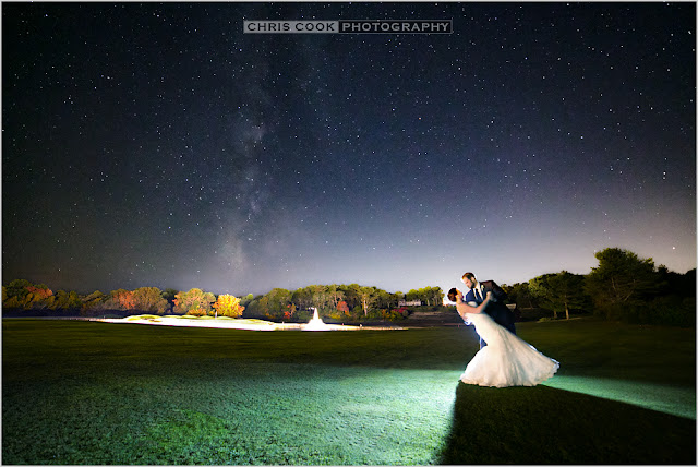 Cape Cod wedding blog photo from Chris Cook Photography about Magic at Willowbend