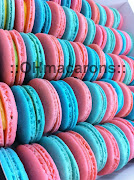 Macarons Beauty in Baby Pink & Baby Blue