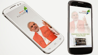 Narendra Modi-themed SmartNamo phones launched