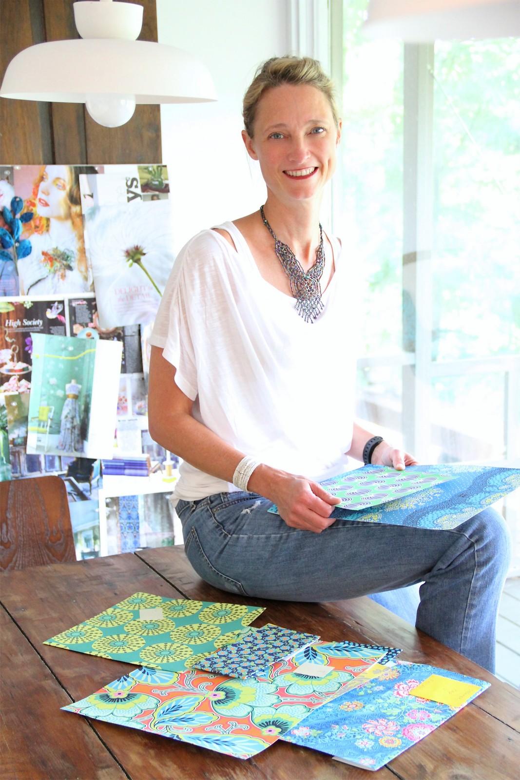 Amy Butler Home Decor Fabric Freespirit Fabric Designer Spotlight Amy Butler