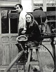 Niki de Saint Phalle e Jean Tinguely