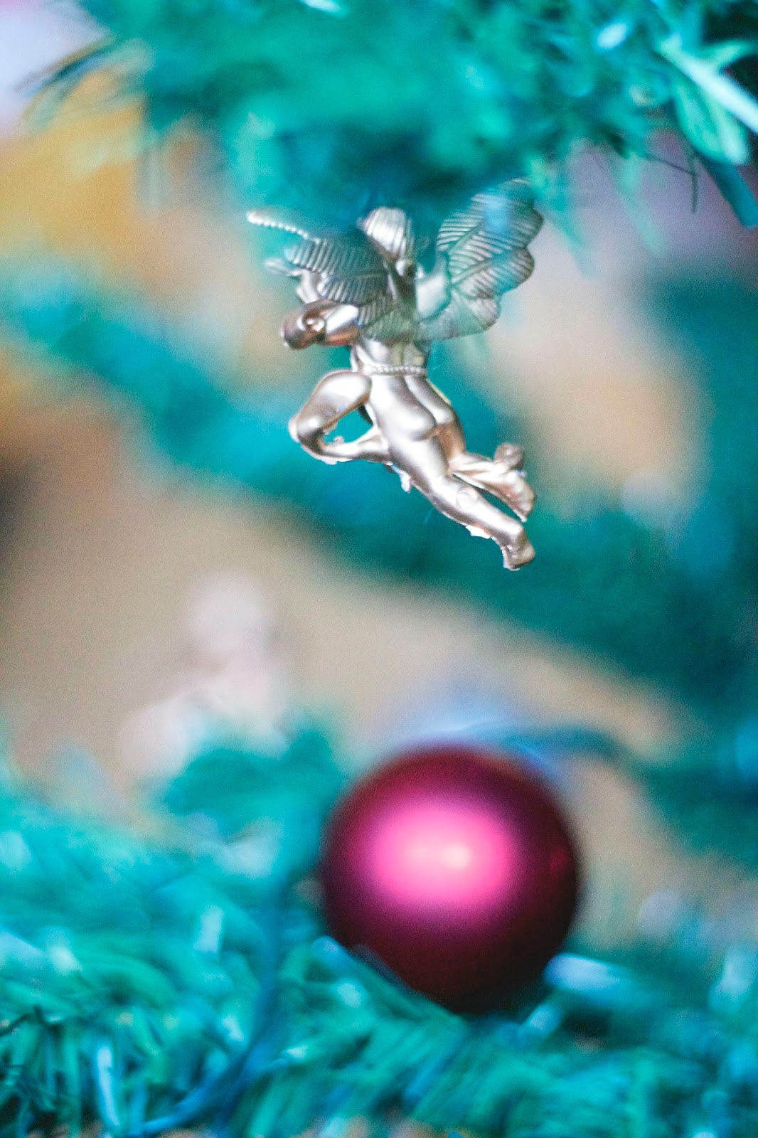 Cherub Bauble