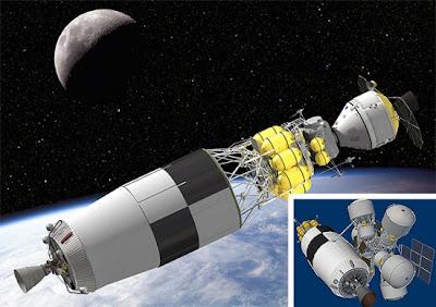 NASA Akan Hadirkan Pom Bensin di Luar Angkasa