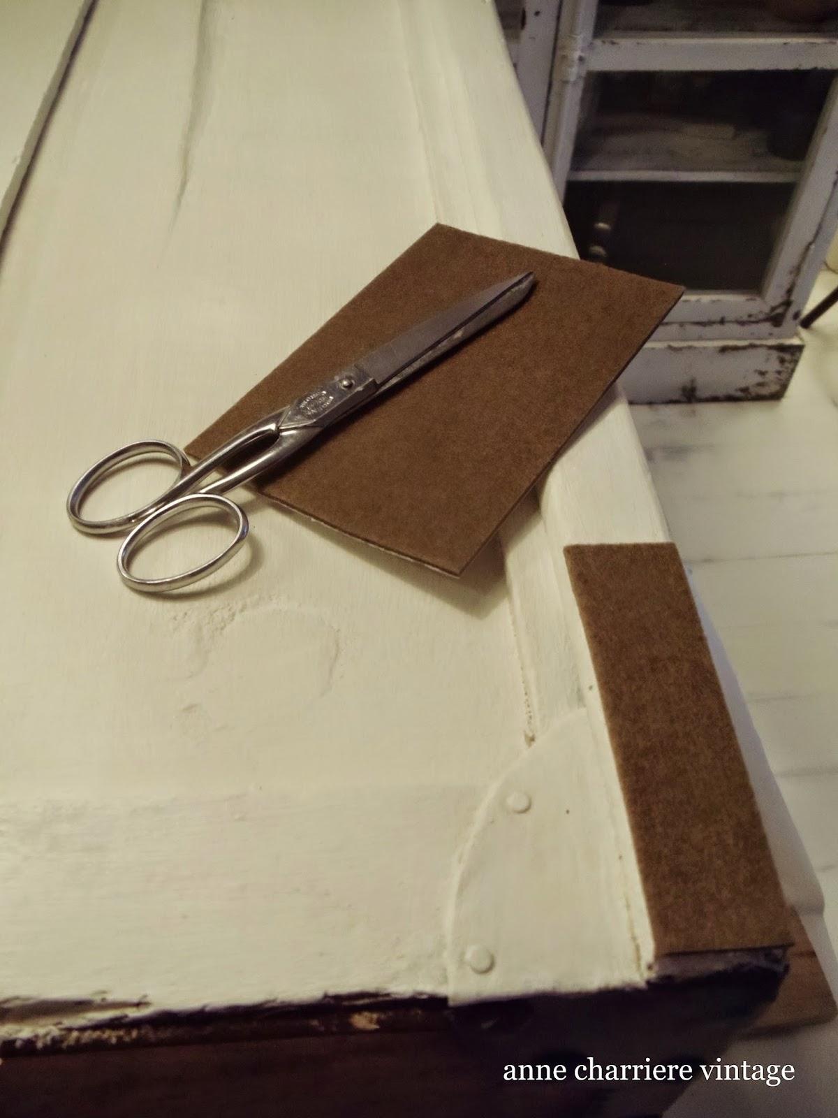 www.annecharriere.com, anne charriere vintage, encerar baúl,
