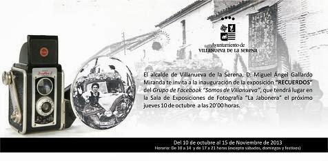 Exposición Fotográfica Recuerdos