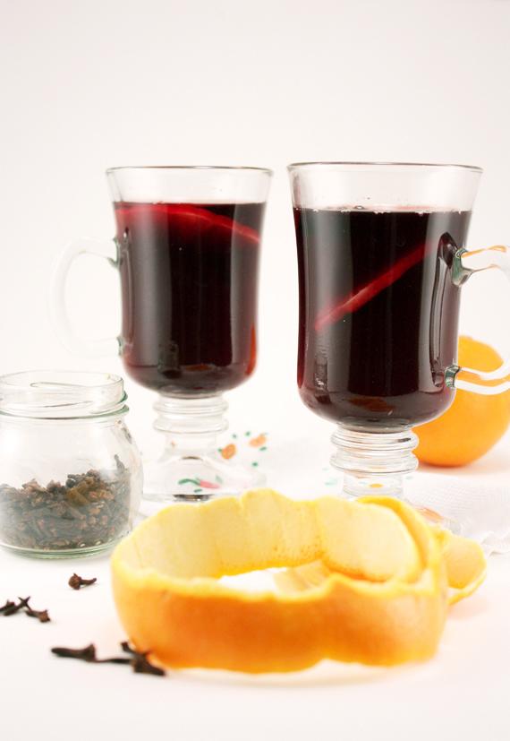 Mulled Wine (Kuvano vino)