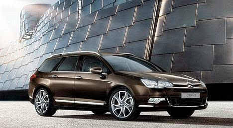 2015 citroen c5 tourer review price and design car drive and feature. Black Bedroom Furniture Sets. Home Design Ideas