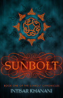 Sunbolt (The Sunbolt Chronicles, #1) by Intisar Khanani