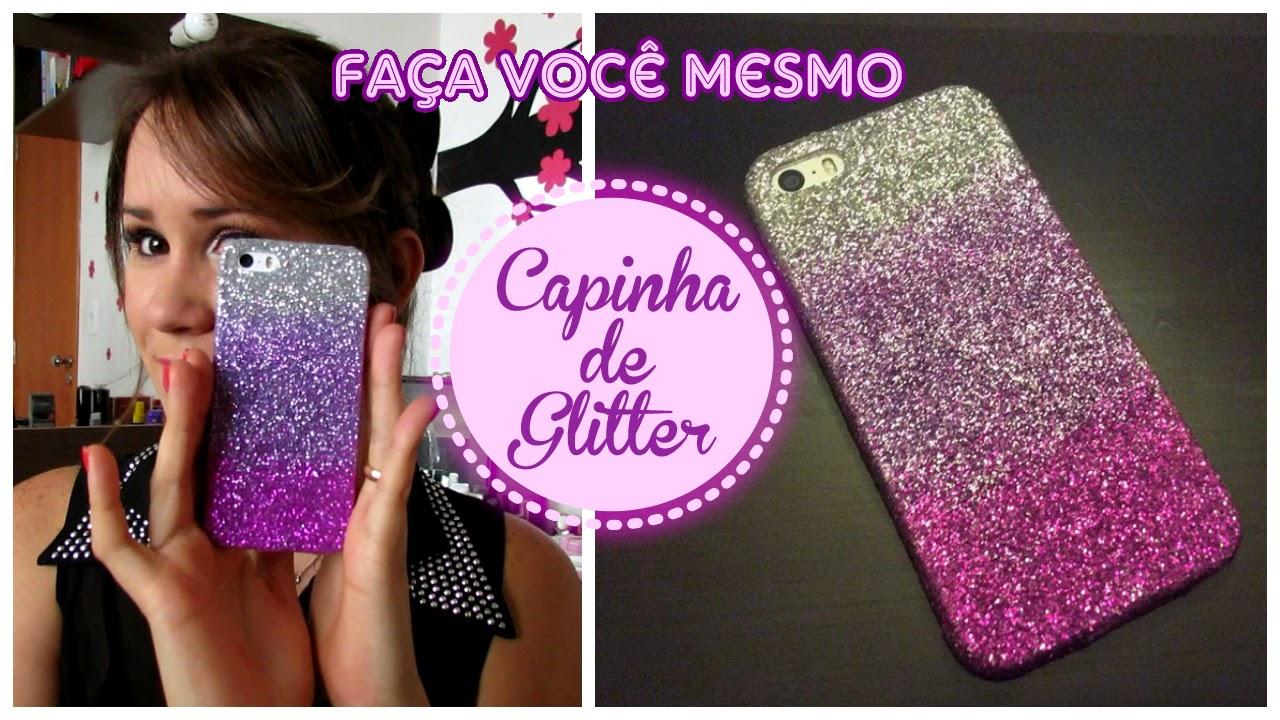 case iphone glitter glam
