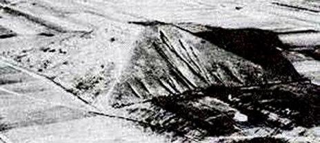 Base Alienígena en la Gran Pirámide de China