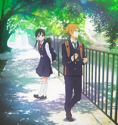 "Movie Anime ""Tamako Love Story"" Diumumkan Tayang April 2014"
