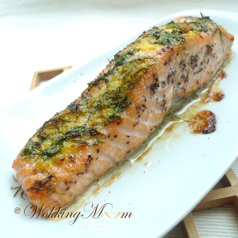 Recipe: How To Grill Salmon In Oven [6]