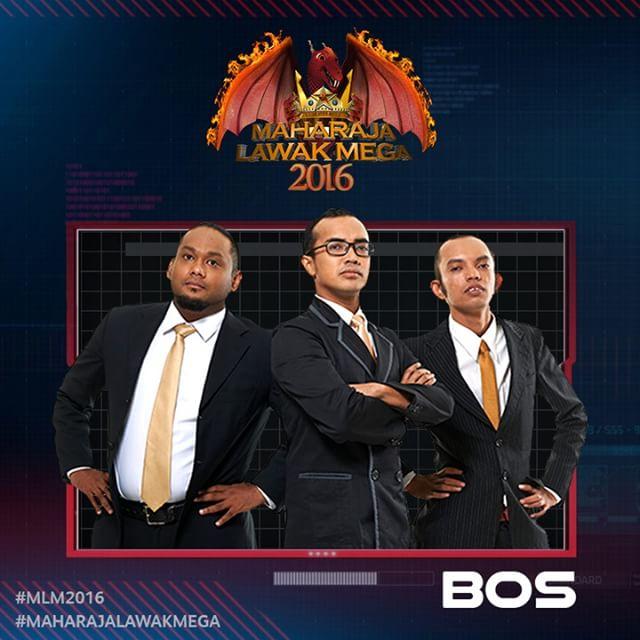 Bos MLM 2016