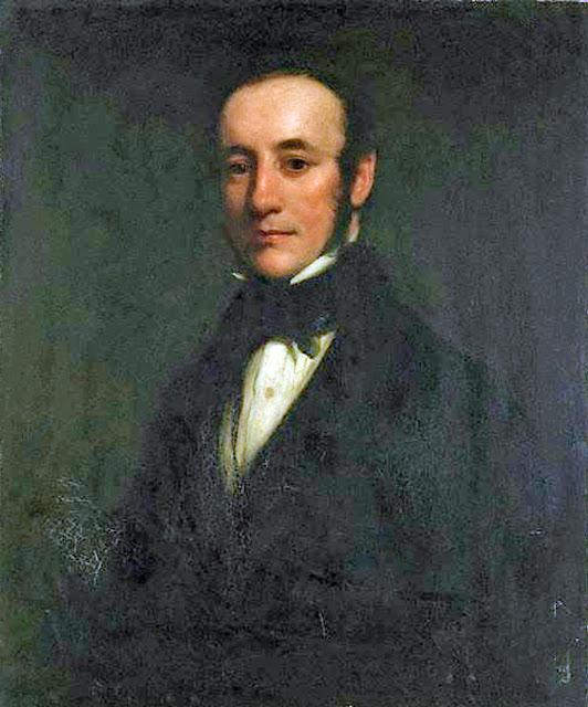 Henry William Pickersgill, Self Portrait, Portraits of painters