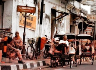 Pasar Kembang Jogja, Yogyakarta 9
