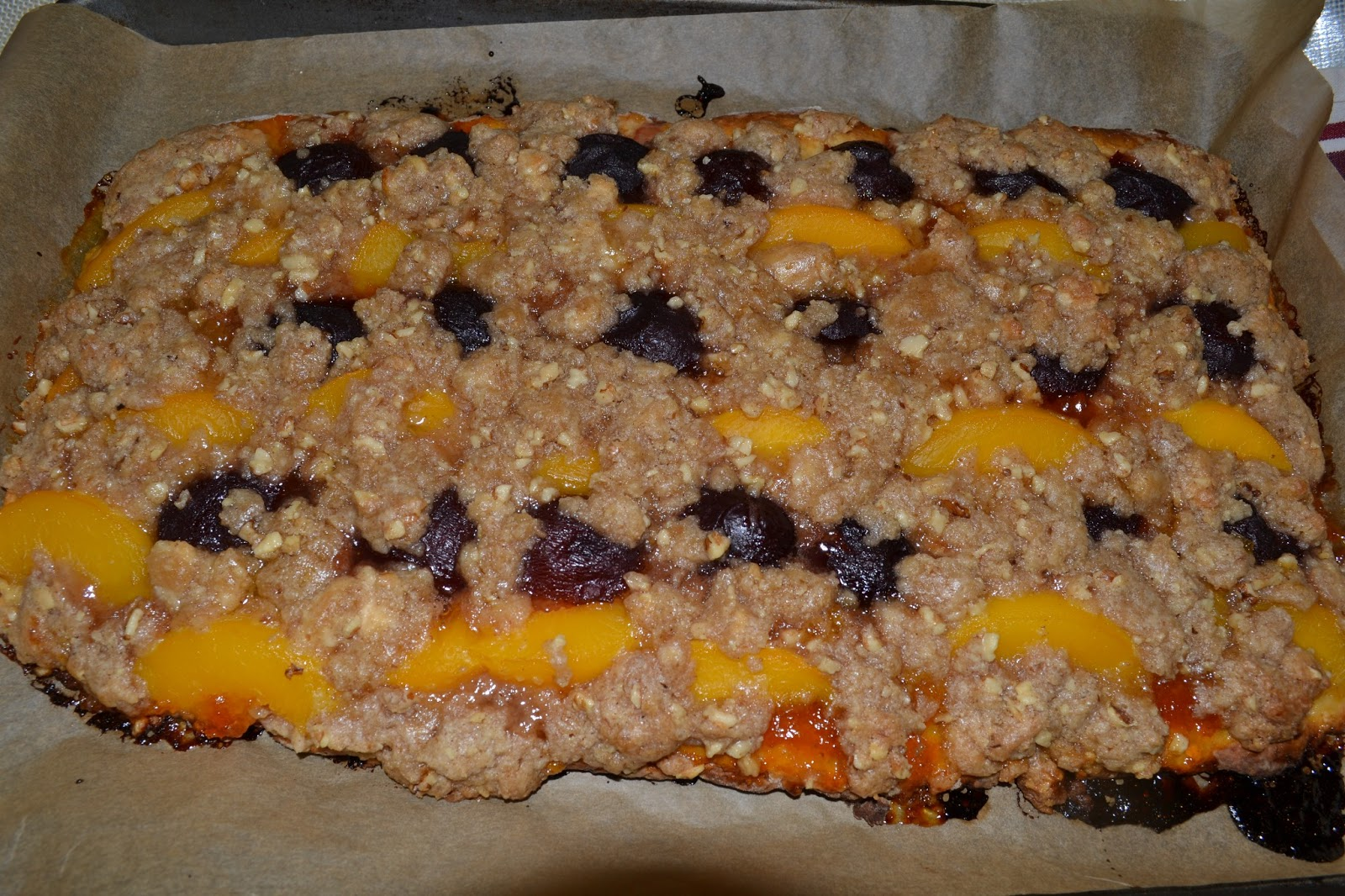 easy fruit pizza prune fruit