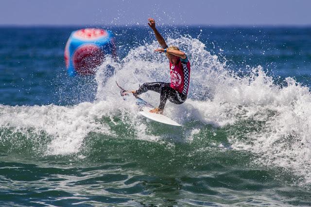 24 Tanner Hendrickson Vans US Open of Surfing Foto WSL Sean Rowland