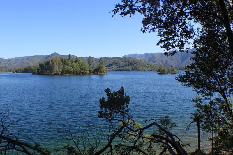 High hopes redding california for Whiskeytown lake fishing