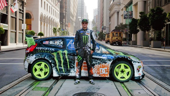 Ken Block Drift King >> Nirtons Ken Block The Drift King