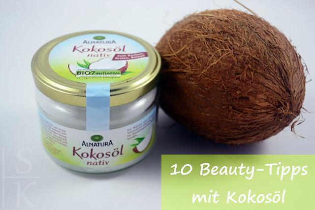 Kokosöl von Alnatura