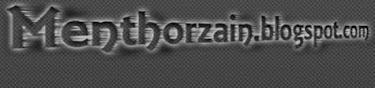 Menthorzain.blogspot.com