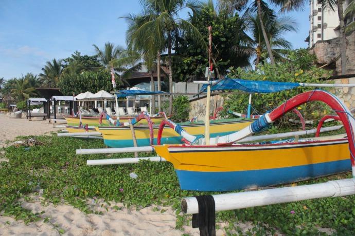 Fishing Boats Bali