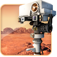 My Mars (3D Live Wallpaper) v1.4 Apk