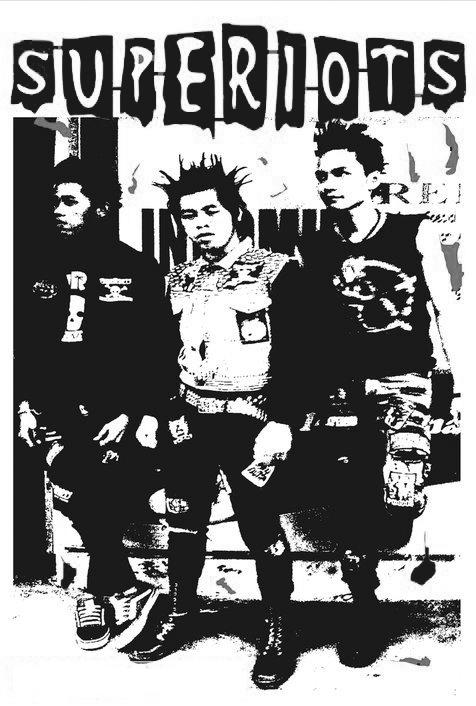 Download Album Superiots (Street Punk Bogor)