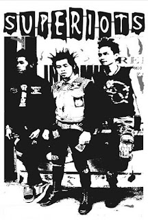Superiots Band Street Lazy Punk Rock Bogor
