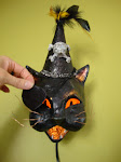 Pirate Kitty Sconce