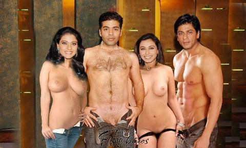 Rani Mukherjee Topless Showing her Boobs Pussy and Nipples