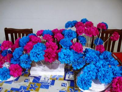 DIY -- Bunga Pahar