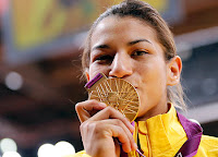 Sarah Menezes  Mulher Atleta 2012