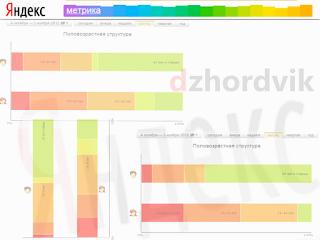 Яндекс Метрика, помогает вести статистику посещения веб-страниц