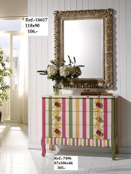 La web de la decoracion y el mueble en la red aparadores y c modas pintadas en colores - Comodas pintadas ...