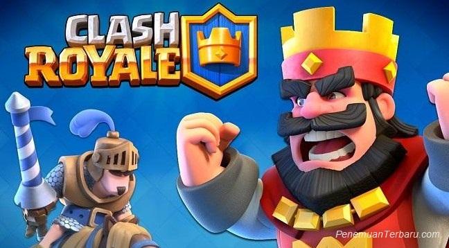 Clash Royale Disebut Sebagai Penerus Game Clash of Clans