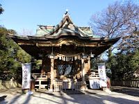 藤沢白旗神社