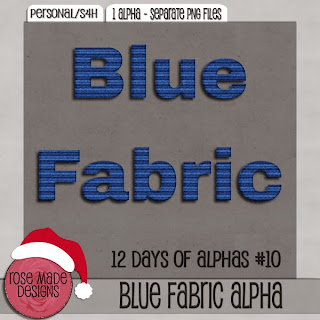12 Days of Alphas - Freebie #10