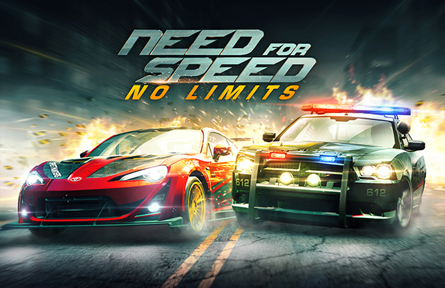 Need for Speed™ No Limits v1.0.19 Apk + Data Logo