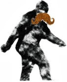 The StacheSquatch