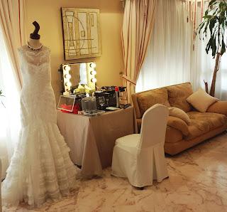 estilistas de novias a domicilio