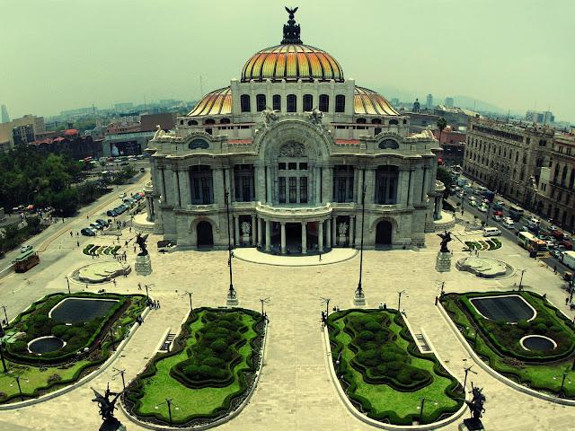 Mexico City, Mexico, Wallpapers, Desktops