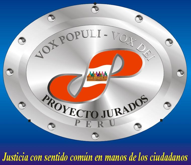 PROYECTO JURADOS (PROJURADOS)