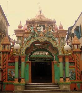 Sri Sarasvat Gaudiya Asana