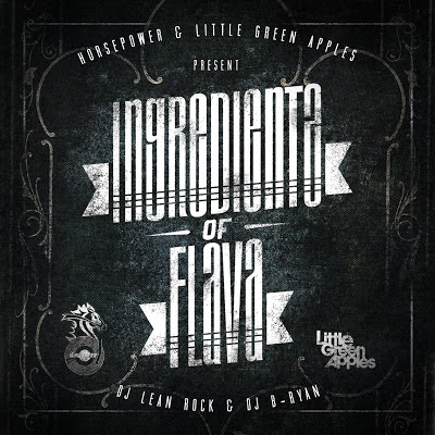 DJ Lean Rock & DJ B Ryan - Ingredientz Of Flava